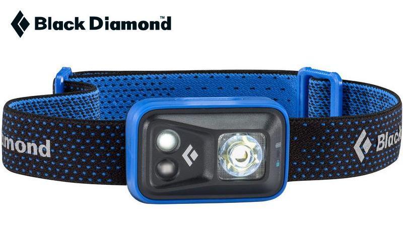 Black Diamond 頭燈/led頭燈/背包客/健行/登山 Spot 防水LED頭燈 200流明高亮度 BD 620621藍可觸控