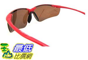 [COSCO代購 如果沒搶到鄭重道歉]  Dunlop S926 運動太陽眼鏡 烈燄紅 _W97421
