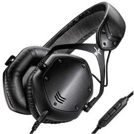 志達電子 XFLP2V-U-MBlackm V-MODA crossfade LP2 全罩蓋耳式隔音金屬耳機(特別版)