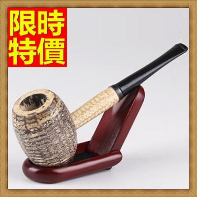 煙斗 菸具-菸斗玉米斗手工直式進口煙具64ai41【獨家進口】【米蘭精品】