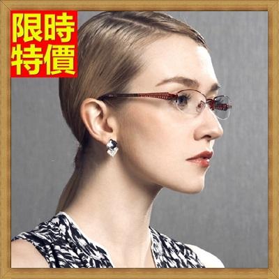 眼鏡框 眼鏡架-OL商務時尚流行男女配件4色67ac14【獨家進口】【米蘭精品】