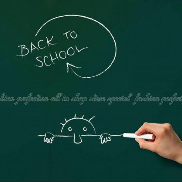 綠板貼45CM*200CM送5枝粉筆 牆貼 兒童塗鴉 教學 培訓 辦公 軟黑板(綠色)【DZ301C】◎123便利屋◎