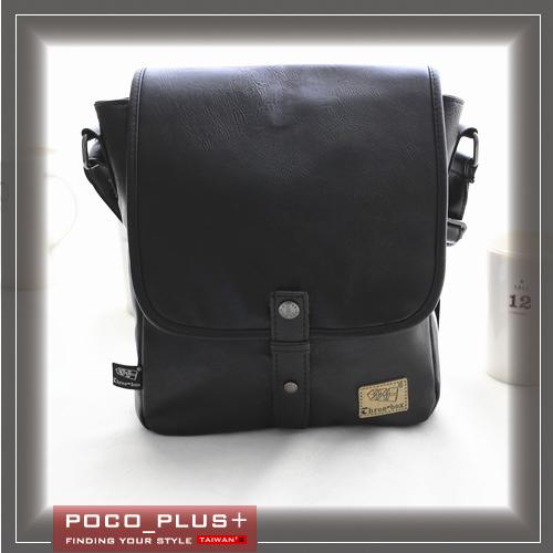 PocoPlus 新款韓版 IPAD休閒包 斜背包 時尚質感包【B566】