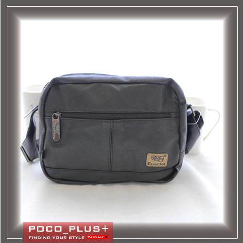 PocoPlus 新款韓版男包 潮流包 斜背包 時尚IPAD包 質感【B574】
