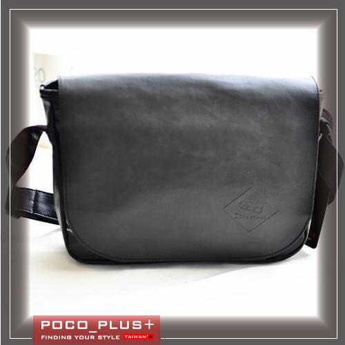 PocoPlus 新款韓版 街頭復古斜背包 側背包 時尚男包【B598】