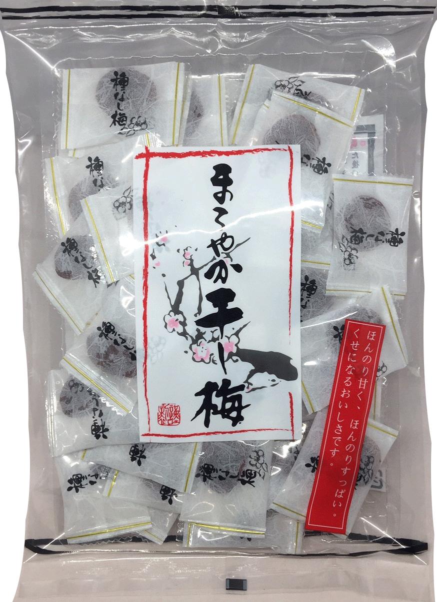 50%OFF【JP00015SN】日本進口-溫泉梅干-170g-20入