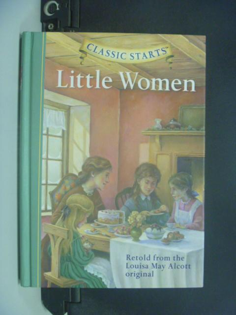 【書寶二手書T1/原文小說_NAS】Little Women_Mcfadden, Deanna
