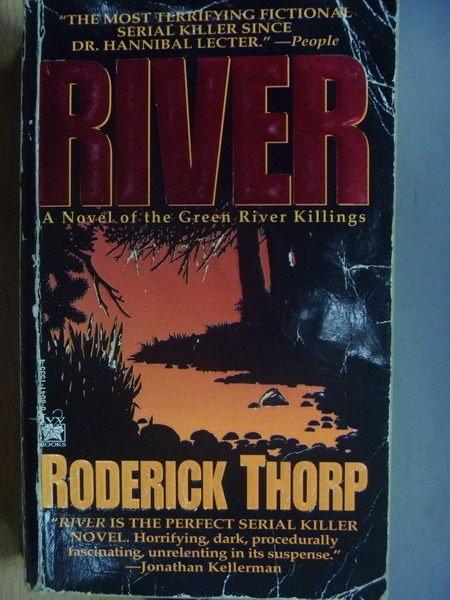 【書寶二手書T5/原文小說_LRR】RIVER_Roderick Thorp
