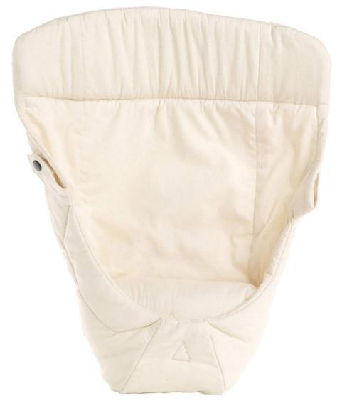 【淘氣寶寶】(預購)2016 最新款 美國 Ergo Baby ergobaby 爾哥寶寶背巾心型嬰兒保護毯/愛心保護毯【原創款-無安全帶/自然色】