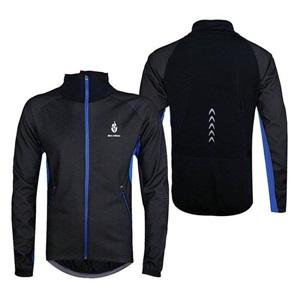 美麗大街【CP105122707】wolfbike防寒自行車夾克防風保暖外套