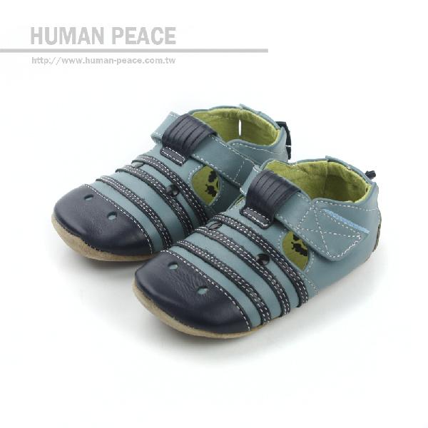 LIVIE&LUCA 休閒鞋 藍 小童 no002