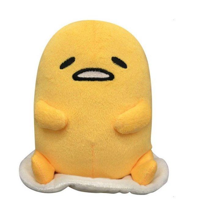 大田倉 日本進口正版 蛋黃哥聲音絨毛震動娃娃抖動 模仿 學人講話說話學人精玩偶 現貨 現貨供應 004252