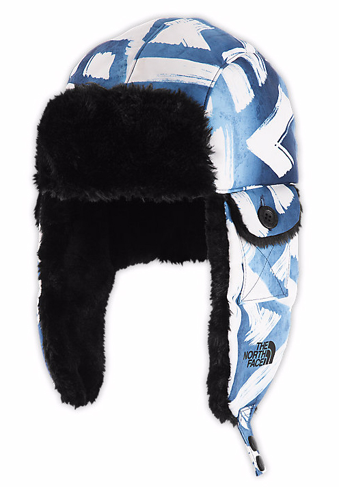 【鄉野情戶外專業】The North Face |美國| HELI HOSER HAT 刷毛保暖飛行帽/雪帽/A6W5