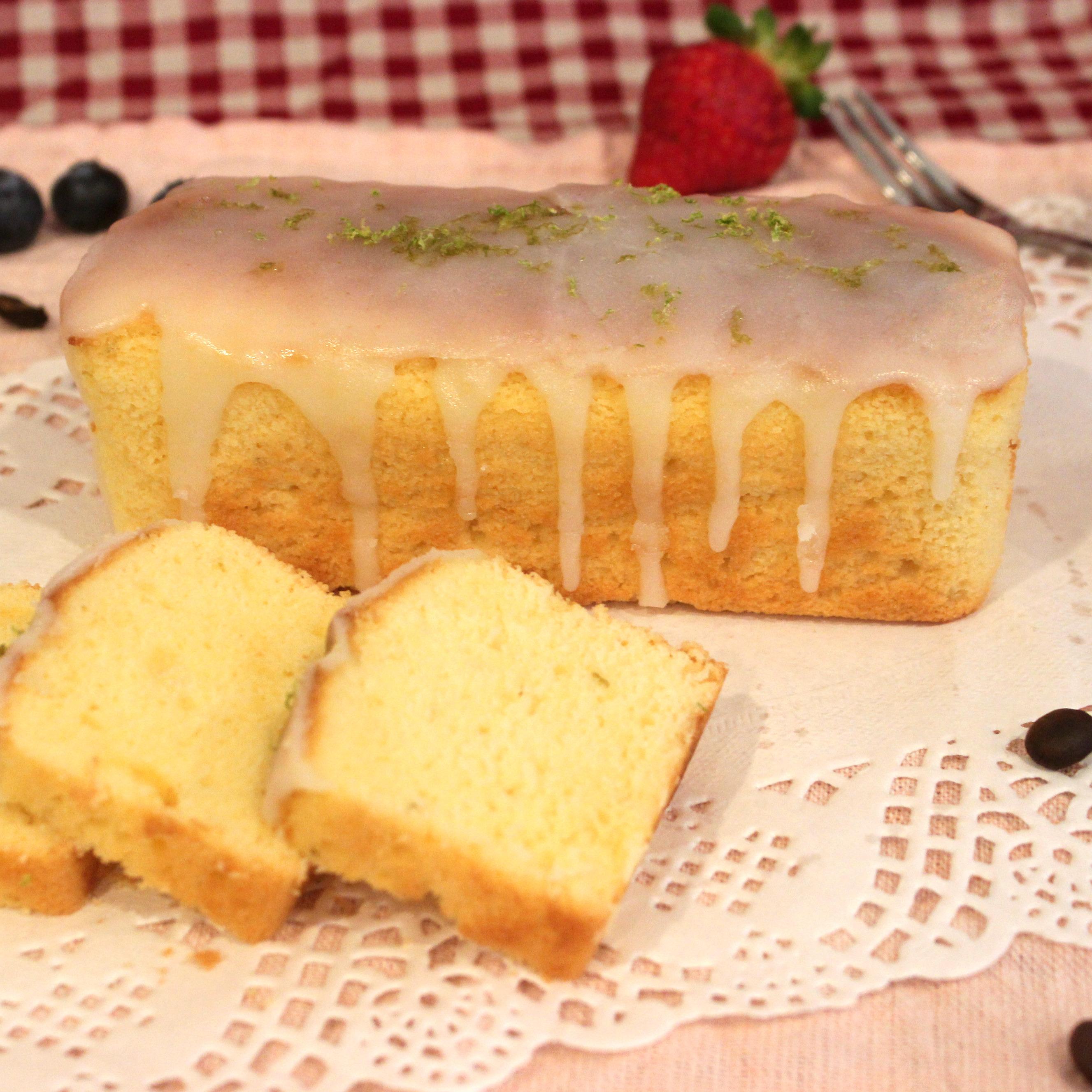 ⊙⊙糖霜檸檬磅蛋糕(14公分)⊙⊙美食/團購/甜點/蛋糕