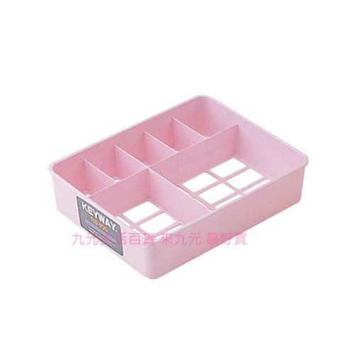 【九元生活百貨】聯府 RS100 小佳麗衣物盒 收納