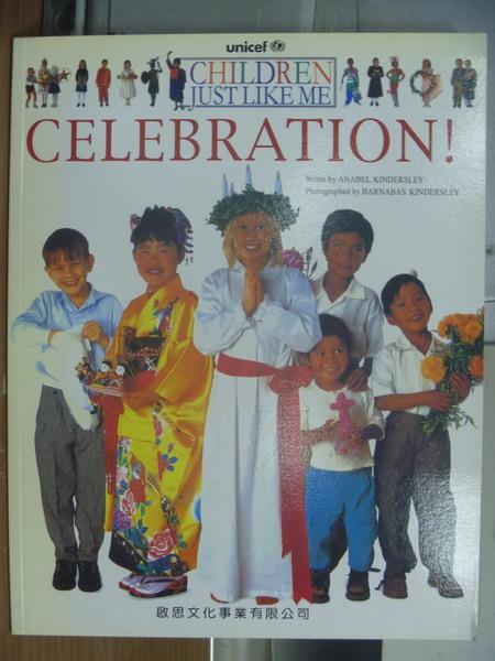 【書寶二手書T1/語言學習_PBW】Celebration