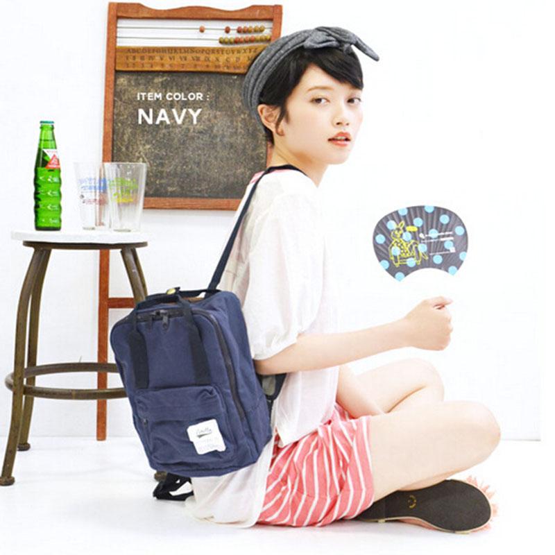 出國旅行隨身小背包 手提小包包 後背包 --夏日時光