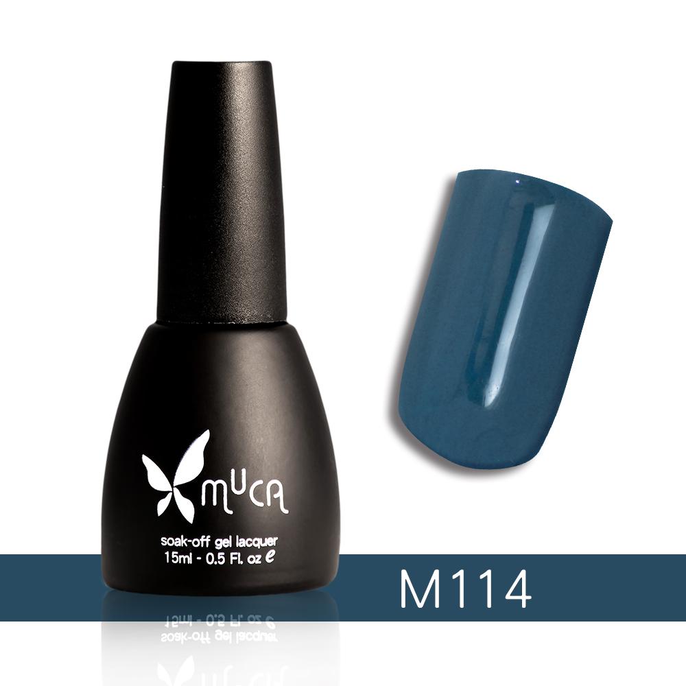 Muca沐卡 即期光撩凝膠指甲油 M114(15ml)