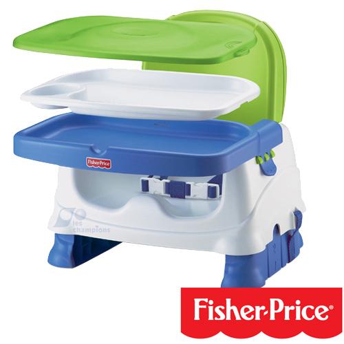 Fisher-Price費雪 - 寶寶小餐椅