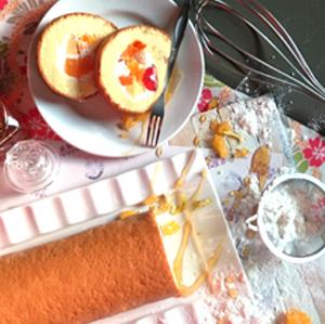 ★慶開幕!【藏點子】奶霜瑞士捲。水果蜂蜜◎適合全家大小的美妙點心,搭咖啡、茶飲共享歡樂時光!~彌月蛋糕最佳選擇