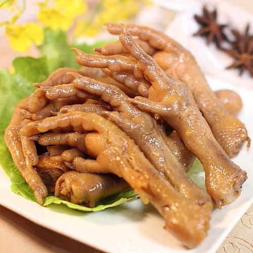【黃記港式滷味】滷雞腳(10支)