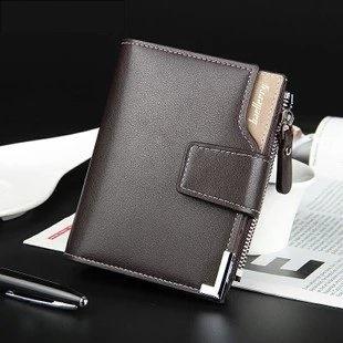 【瞎買天堂x超強收納】韓版多功能三折短夾 皮夾 有拉鍊袋 可放零錢 可放13張卡【CBAA0111】
