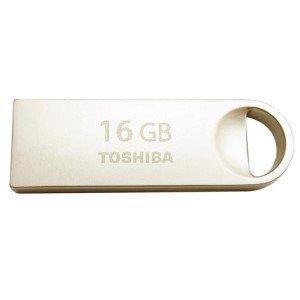 *╯新風尚潮流╭* TOSHIBA 16G 16GB U401 金屬殼 隨身碟 THN-U401S0160A4