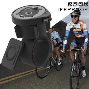 LifeProof 多功能專利單車架 + 扣具 (黑)