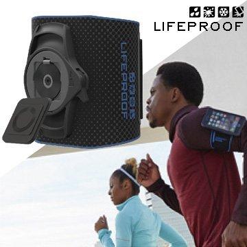 LifeProof 多功能專利運動臂套 (黑)