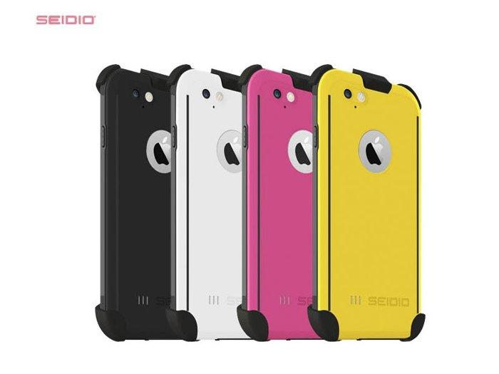 SEIDIO iPhone i6 plus /i6s plus防水殼含背夾組合
