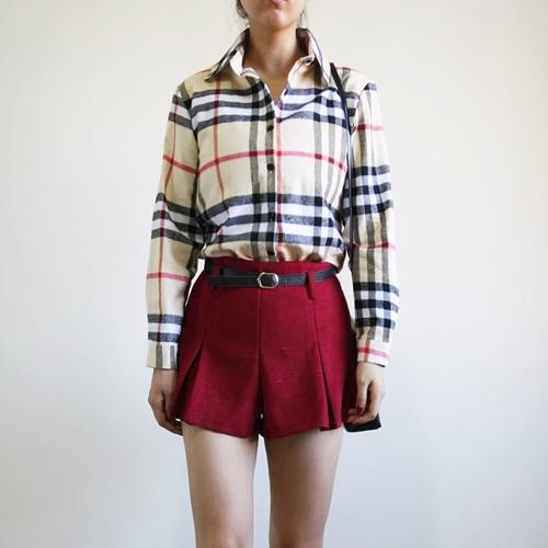 ♥TheMoon♥ B-天氣還冷颼颼就是這件小毛毛褲囉!