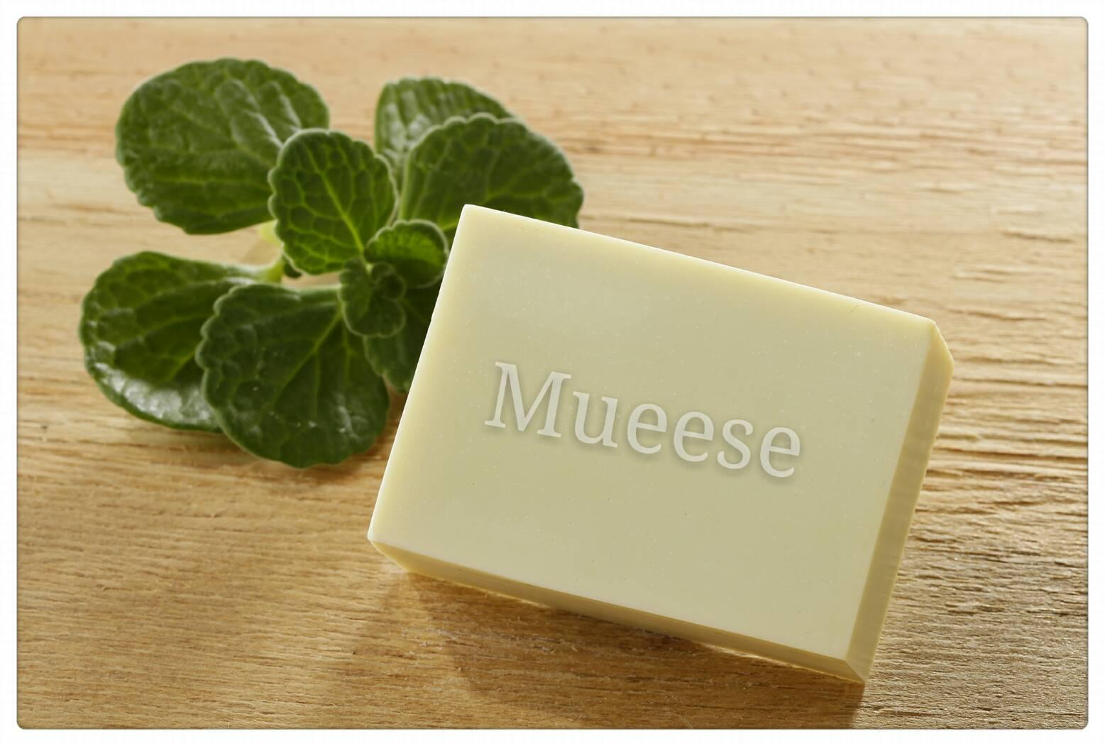 Mueese-左手香酪梨手工皂-110G