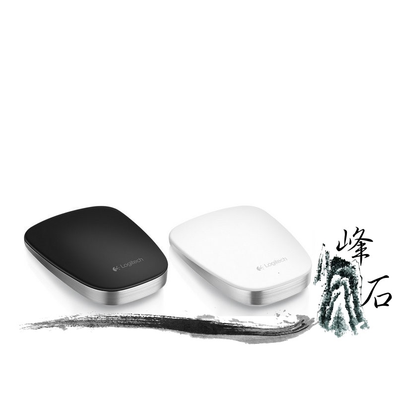 樂天限時優惠!Logitech 羅技 超薄觸控滑鼠T630 支援Windows8 黑色