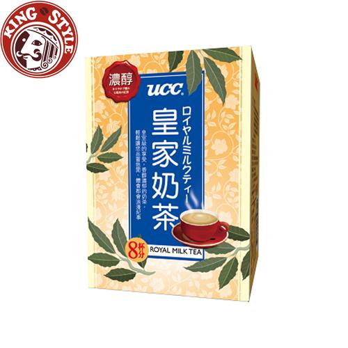 金時代書香咖啡【UCC】皇家奶茶 (18gx8包)X2