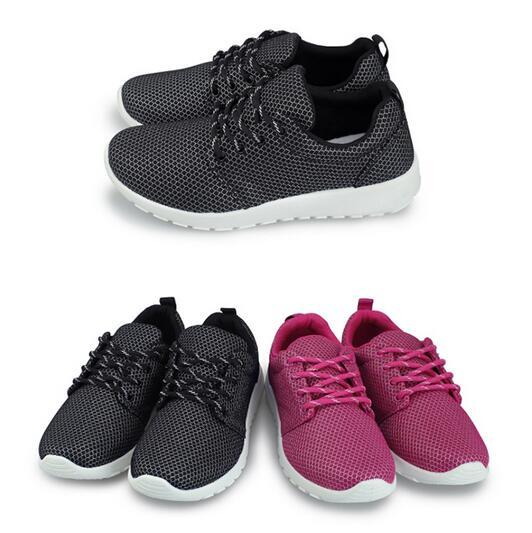 【My style】富發牌-S122 魚線網紋休閒慢跑鞋 黑.桃23-25號。任兩雙免運