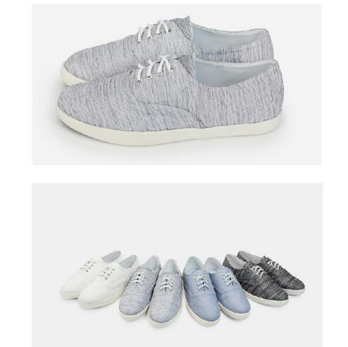 【My style】富發牌-N63 經典休閒鞋 黑.白.藍.灰,23-25號。任兩雙免運