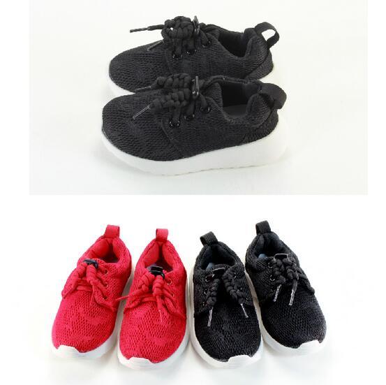 【My style】富發牌-FNB43 透氣素色慢跑鞋 黑.紅,15-21號。任兩雙免運