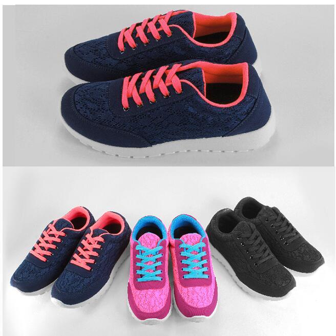 【My style】富發牌-S126 異材質拼接質感透氣休閒鞋 全黑、深藍/桔、桃/水藍,23-25號。任兩雙免運