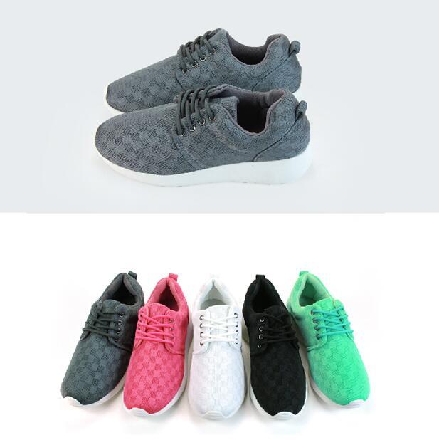 【My style】富發牌-R41 格網布透氣慢跑鞋 黑.白.灰.桃.蘋果綠,23-25號。任兩雙免運