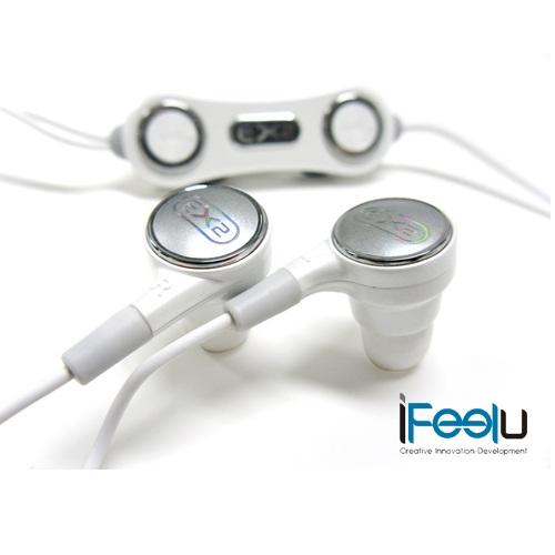 [骨傳導耳機] iFeelu 動感人心重低音可調式耳機 EX2-501P