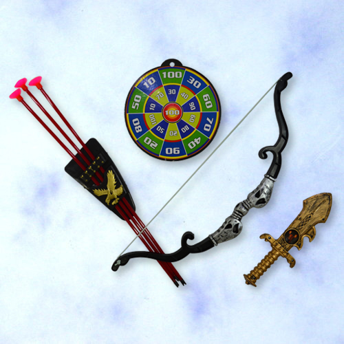 GTH-1172弓箭手裝扮組化妝舞會派對裝扮配件道具