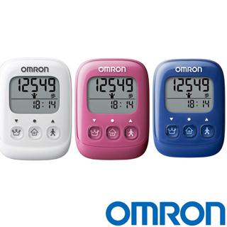永大醫療~日本歐姆龍OMRON計步器 HJ-325每個特價599元顏色白/藍/紅