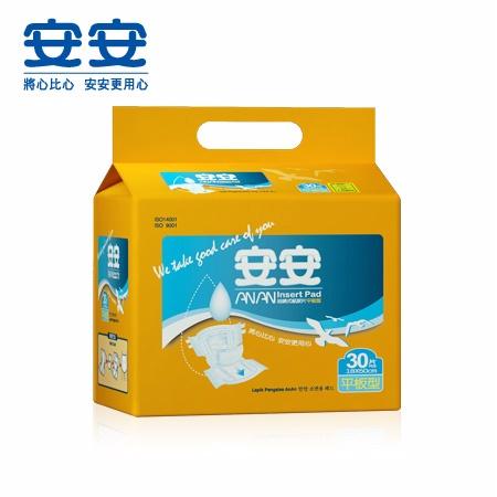 永大醫療~安安 平面型抽換式尿片(30片/包) 特惠價125元