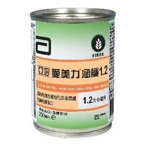 永大醫療~亞培愛美力1.2含纖 (250ml x 24罐)特惠價1150元