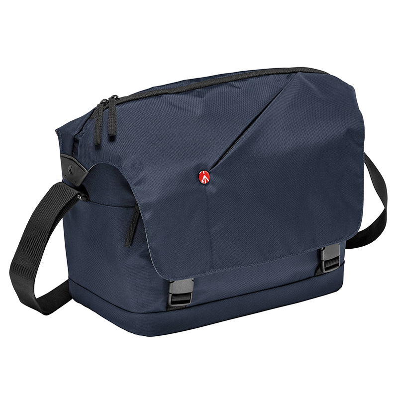 ◎相機專家◎ Manfrotto Messenger 開拓者郵差包 深藍色 MB NX-M-IBU 正成公司貨