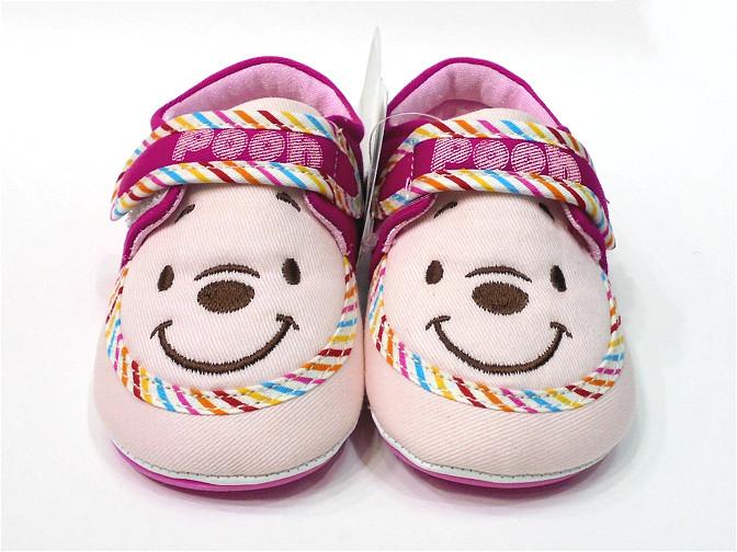迪士尼小熊維尼寶寶學步鞋 16號