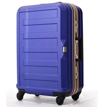LEGEND WALKER 5088 100%PC 霧面28吋行李箱─深河藍