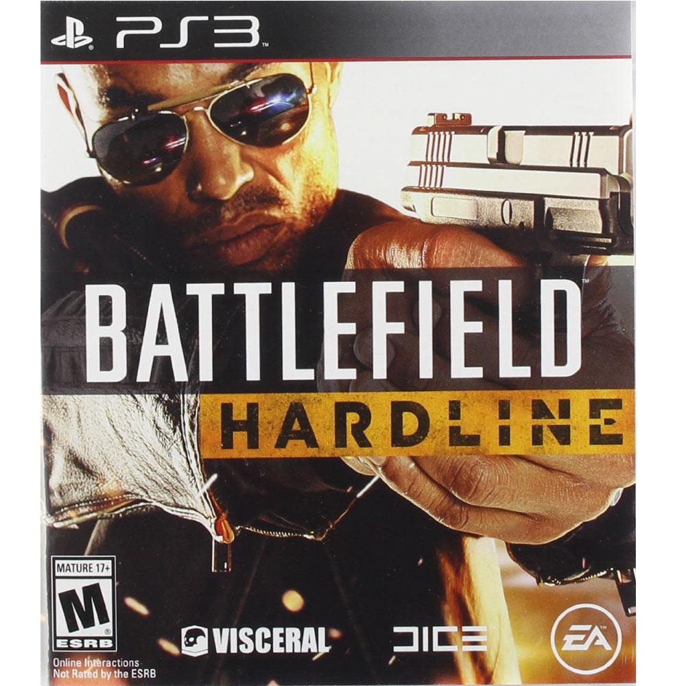 PS3 戰地風雲:強硬路線 英文美版 Battlefield Hardline