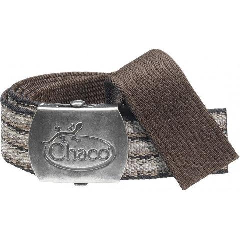 ├登山樂┤美國Chaco 雙面圖騰腰帶/皮帶 木皮先生 #CH-CB007HA52OS