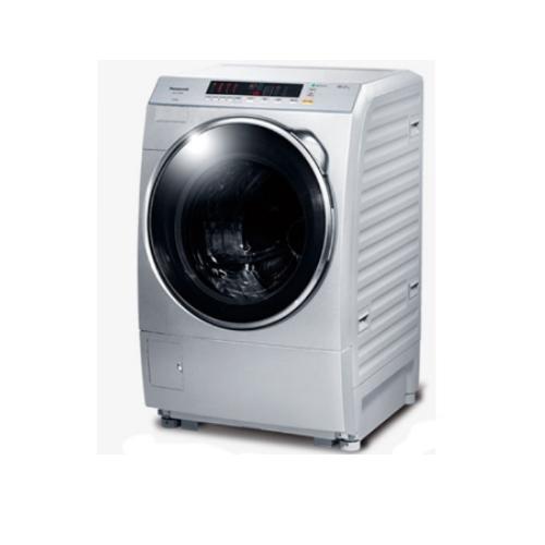 【送10倍點數=9折回饋】【Panasonic 國際牌】13公斤 變頻洗脫斜取式滾筒洗衣機(NA-V130DW-L)